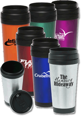 Sample Travel Mugs
